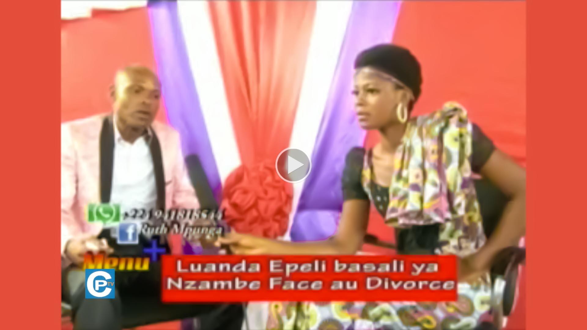ANGOLA LUANDA EPELI BASALI YA NZAMBE FACE AUX DIVORCES