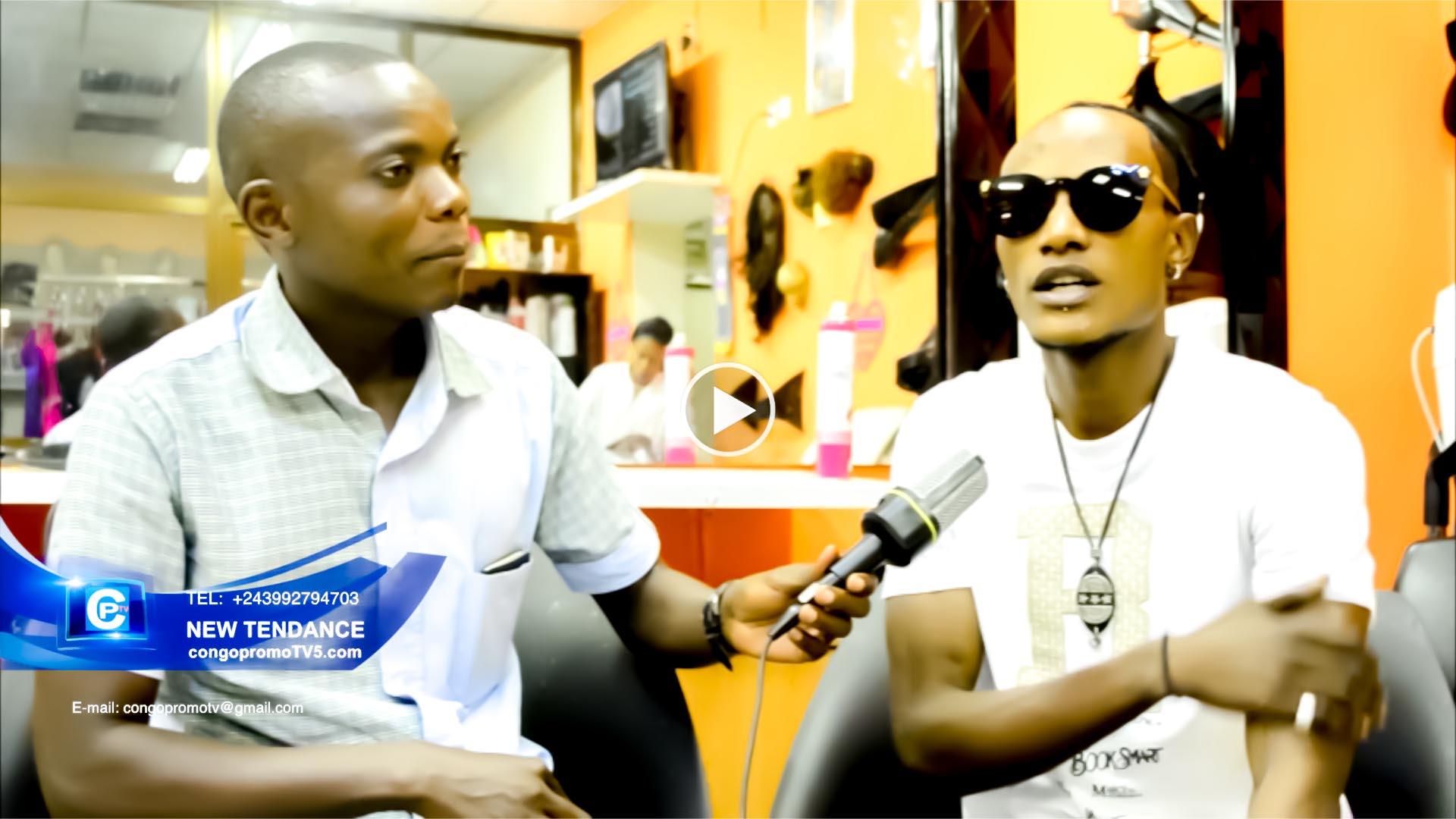 Exclusivité  JB Mpiana , mignon Abram dans son album passe en or les détails