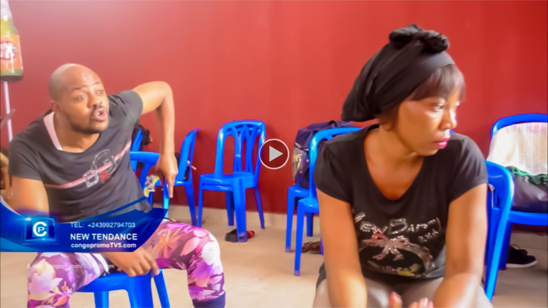 Exclusivité le groupe sans souci en forme et révèle des choses sur le Théâtre Congolais toujours fort