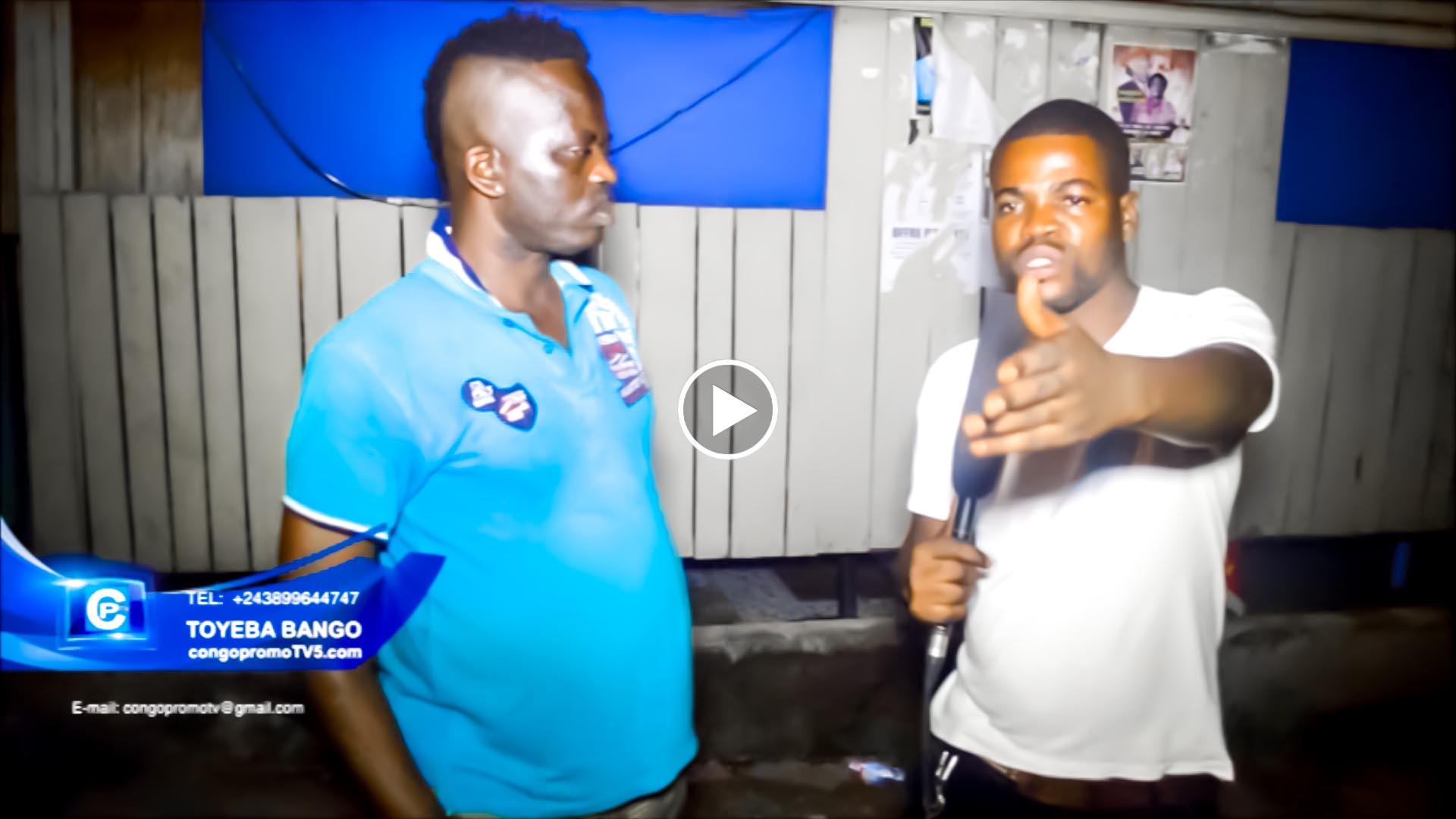 JB MPIANA Grand chanteur ya bcbg zulema apanzi ba kunga na ndenge ya mukete na micro ya Yves IPAN