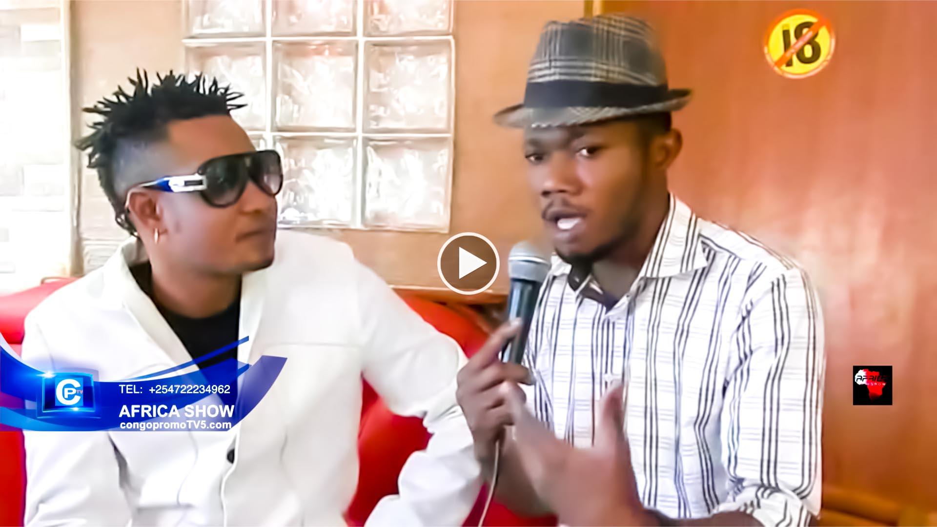 Kenya  un jeune musicien congolais fait la fierte de la musique congolaise